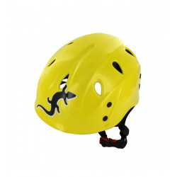Casco CLIMBER KIDS Amarillo