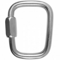 S/S TRAPEZE LINKS-maillon trapezoidal 9 mm