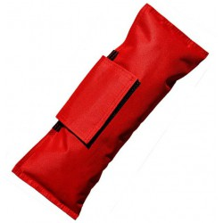 Bolsas lastre para obstaculos de paintball. Pack de 10